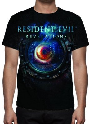 RESIDENT EVIL - Revelations - Camiseta de Games