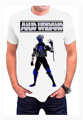 EDITORA KIMERA - Anjo Urbano Modelo 1 - Camiseta de Quadrinhos