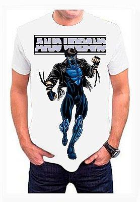 KIMERA EDITORA - Anjo Urbano Modelo 2 - Camiseta de Quadrinhos