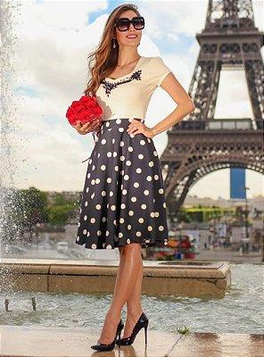 Vestido Lady Like Moda Evangelica em Poa RP