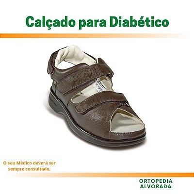 Sapato para Diabéticos Masculino