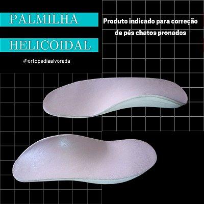 Palmilhas Helicoidal