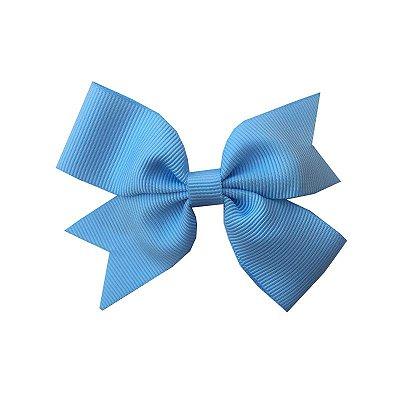 Laço Catavento Simples Azul Claro - Catavento Simples - M