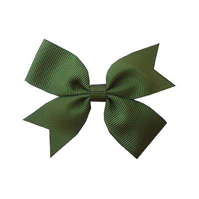 Laço Catavento Simples Verde Escuro - Provence