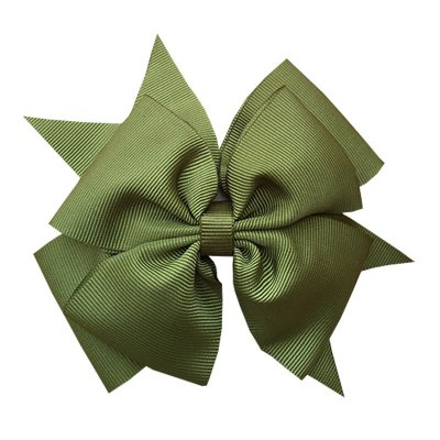 Laço Grande Verde Escuro - Barcelona
