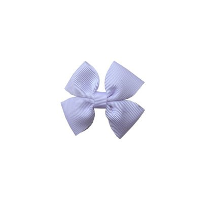 Laço Pequeno Branco - Paris Petit