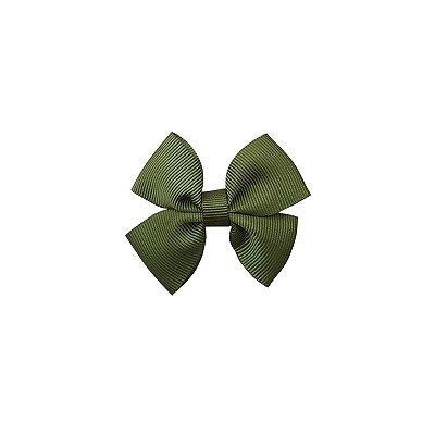 Laço Pequeno Verde Escuro - Paris Petit
