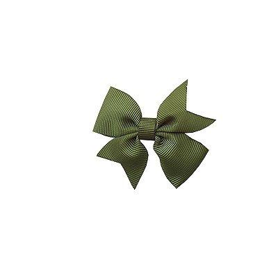 Laço Infantil Verde Escuro - Provence Petit