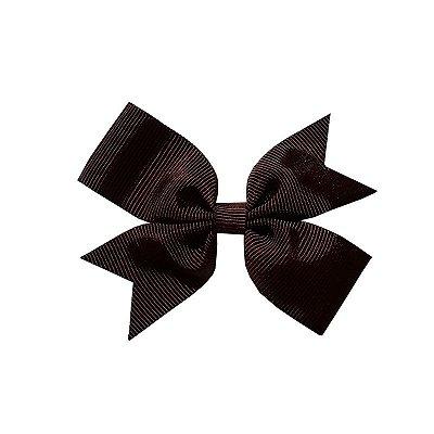 Laço Catavento Simples Marrom Escuro - Provence