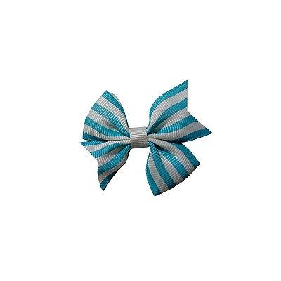 Laço Infantil Azul Listrado - Provence Petit