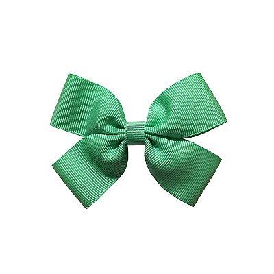 Laço Duplo Verde Claro - Duplo M