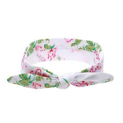 Headband Infantil - Flores