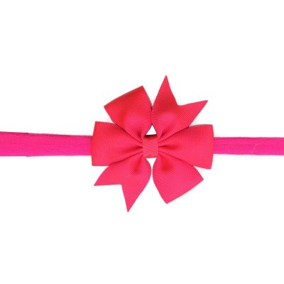 Faixa para Bebê - Rosa Pink