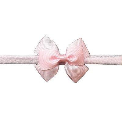 Faixa de Cabelo Infantil - Rosa Claro