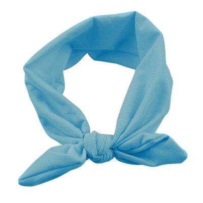 Headband Azul Claro