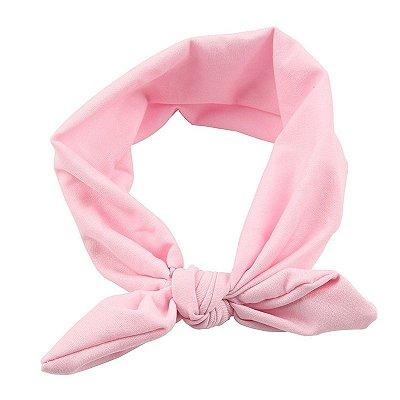 Headband Rosa Claro