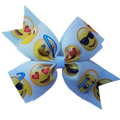 Laço Grande Emoji - Barcelona