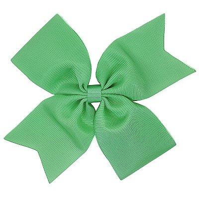Laço Catavento Simples Grande Verde Claro