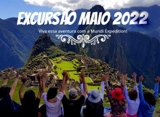excursão 2022 machu picchu