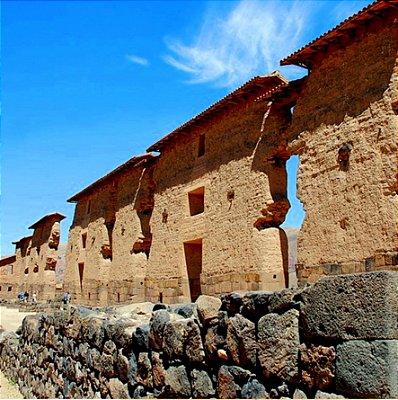 Excursão. Tour Rota do Sol  1 dia (trajeto Cusco - Puno ou Puno - Cusco)