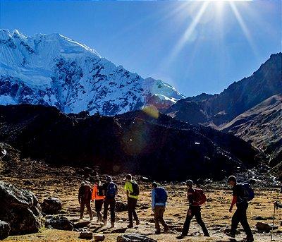 Peru: Trilha Salkantay a Machu Picchu por Moutain Lodge. 7 dias e 6 noites