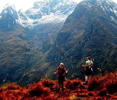 Peru: Trilha Salkantay. Trilha curta de 4 dias + Cusco 4 dias. Pacote de 8 dias