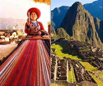 Peru, passeios. Cusco, Vale Sagrado, Machu Picchu e Moray Salineiras 6 dias
