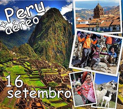 Excursão Com Aéreo 16 Setembro Peru 10 dias: Cusco, Vale Sagrado dos Incas, Machu Picchu, Raibow Mountain (ou Lago Humantay) e Titicaca.