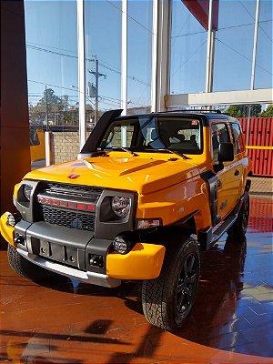TROLLER XLT 2020/21 3.2L 20V 4X4 AUTOMATICO - AMARELO DAKAR