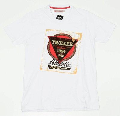 Camiseta Masculina Born in 1994 Troller - Branca