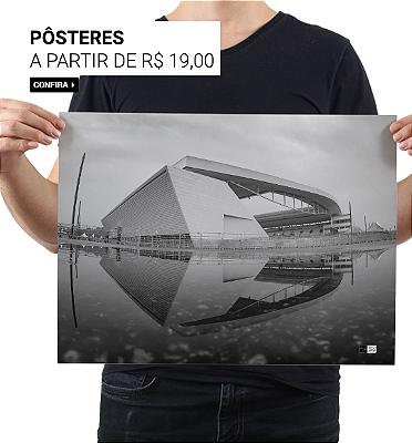 Pôster - Arena Corinthians