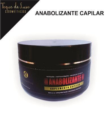 Anabolizante Capilar Minerattus