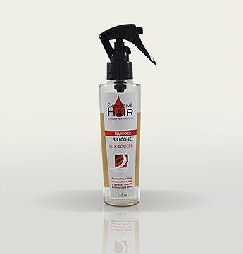Fluido de Silicone Protetor Térmico Exclusive Hair