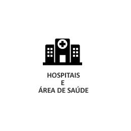 Duchas oftálmicas para hospitais