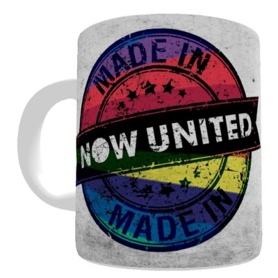 CANECA NOW UNITED COM FOTO