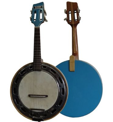 Banjo Colors Azul