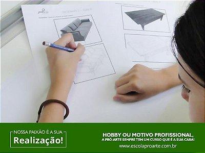 DESENHO TÉCNICO - Curso Individual Básico- 10 horas