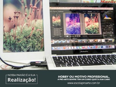 LIGHTROOM - Curso Individual - 10 horas