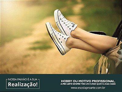 FOTOGRAFIA PUBLICITÁRIA - Curso Individual Básico- 10 horas