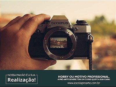 FOTOGRAFIA ANALÓGICA - Curso Individual Básico- 10 horas