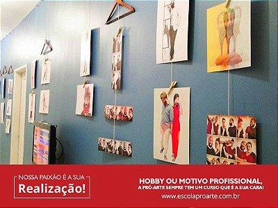 HISTÓRIA DA ARTE: MODA - Curso Individual Básico- 10 horas