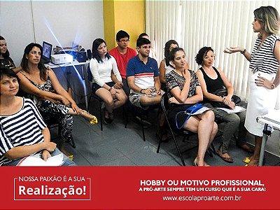 HISTÓRIA DA ARTE: MODA - Mensal Aulas 1 vez por semana