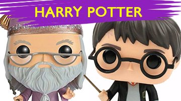 Mini Banner Harry Potter