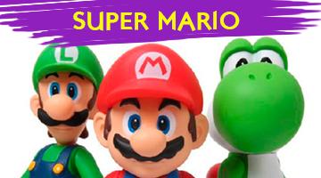 Mini Banner Super Mario