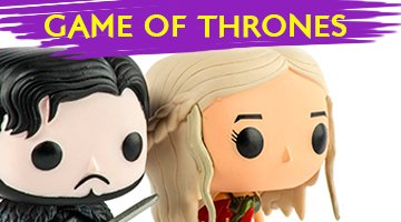 Mini Banner Game of Thrones