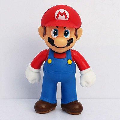 Action Figure Super Mario - Super Mario Bros