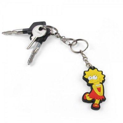 Chaveiro Lisa Simpson - The Simpsons