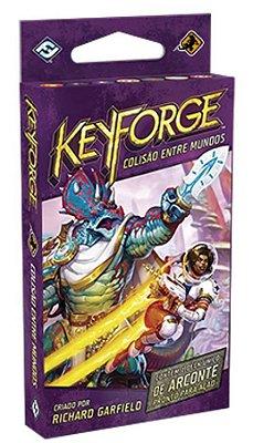 Keyforge: Colisão Entre Mundos Deck
