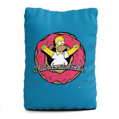 Almofada Donut Homer Simpson - The Simpsons