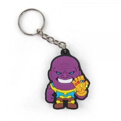 Chaveiro Thanos - Marvel Comics